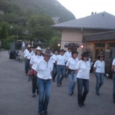 Fête de la musique à La Chapelle du Mont du Chat 26 juin 2010