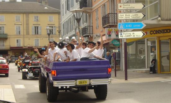 Démo St Jean de Maurienne 12 et 13 juin 2010
